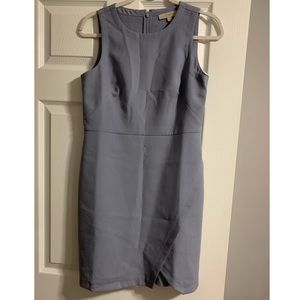 NWOT Loft Light Blue Dress